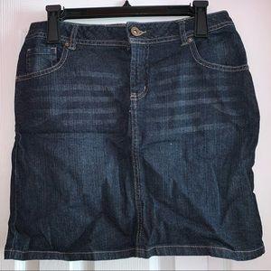 Girl's Denim Skirt